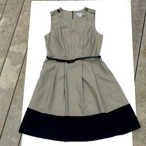 Shelby & Plamer A Line Sleeveless Summer Dress